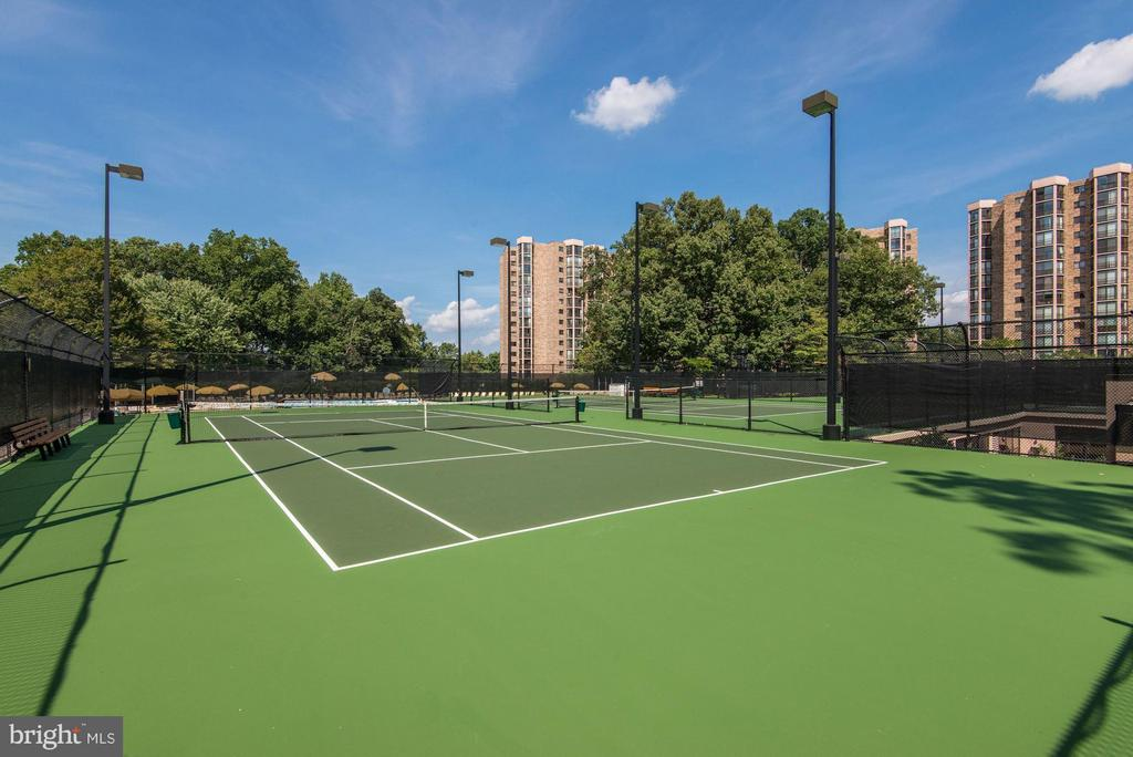 Tennis Sourt - 5904 MOUNT EAGLE DR #601, ALEXANDRIA