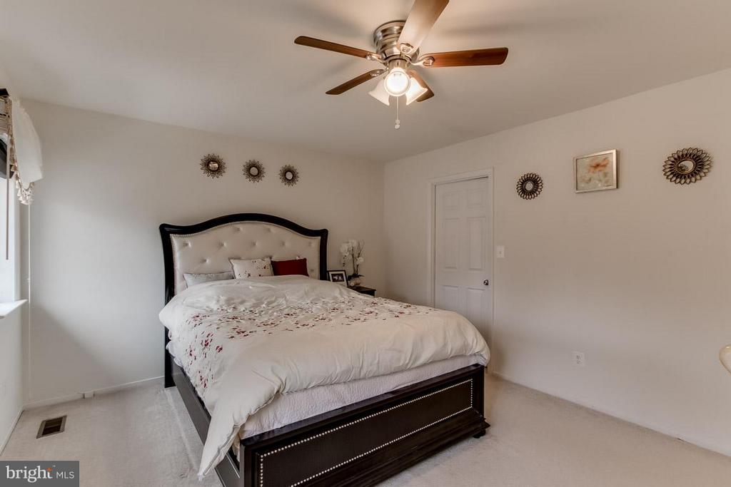 Bedroom (Master) - 7836 MARCONI CT, SPRINGFIELD
