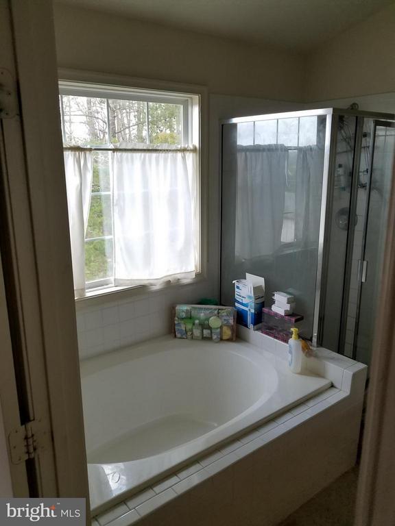 Bath (Master) - 2416 RUFFIN DR, FREDERICKSBURG