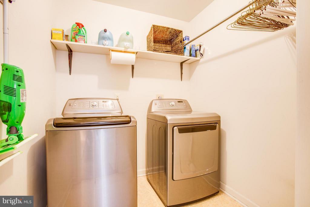 Laundry Room - 115 MEADOWS RD, FREDERICKSBURG