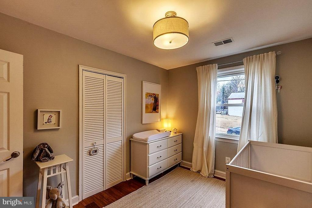 Bedroom - 407 HINSDALE CT, SILVER SPRING