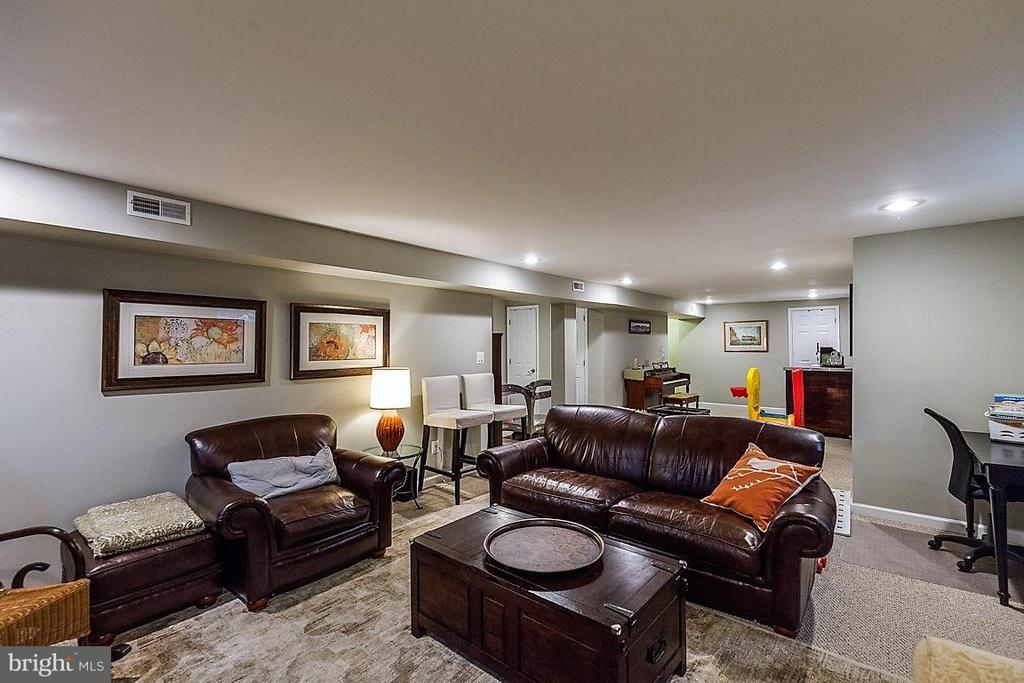 Basement - 407 HINSDALE CT, SILVER SPRING