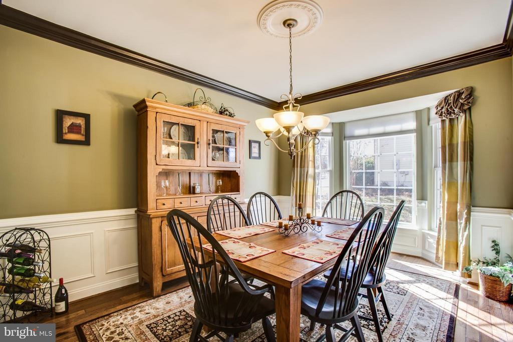 Dining Room - 35115 SOMERSET RIDGE RD, LOCUST GROVE