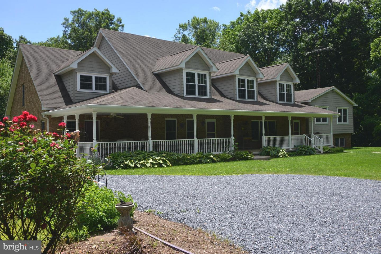 Single Family for Sale at 6913 Kellys Store Rd NE Thurmont, Maryland 21788 United States