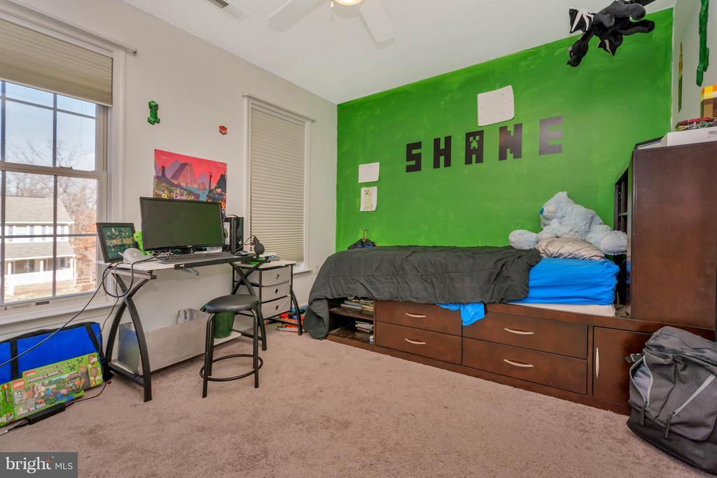 Bedroom - 3806 FALLWOOD LN, FREDERICKSBURG
