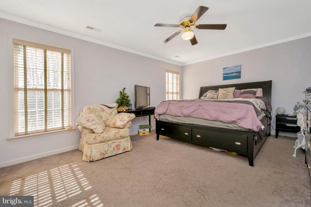Bedroom (Master) - 3806 FALLWOOD LN, FREDERICKSBURG