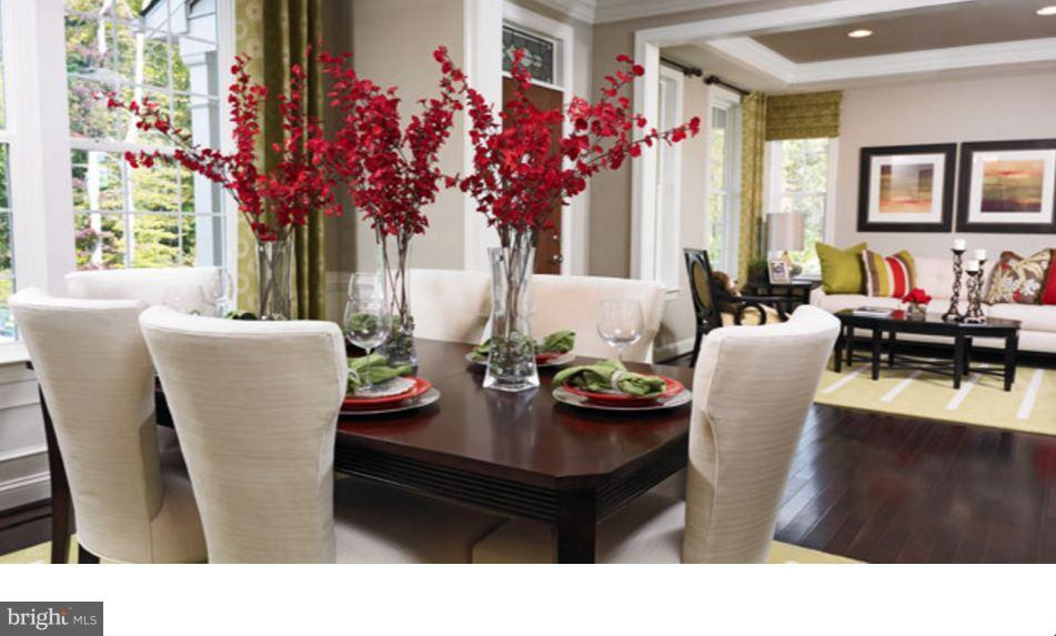 Dining Room - 729 MCGUIRE CIR, BERRYVILLE