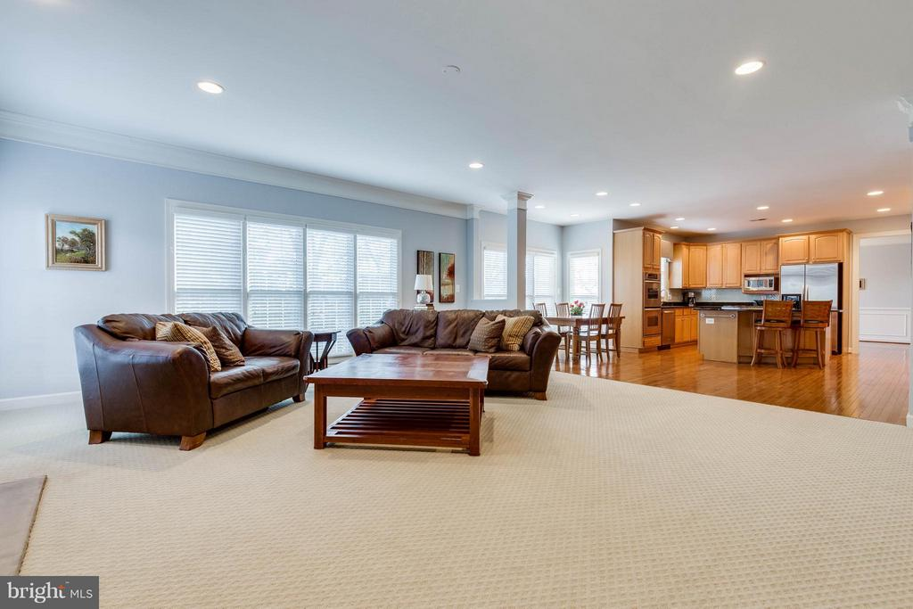 Family Room - 22752 PORTICO PL, ASHBURN