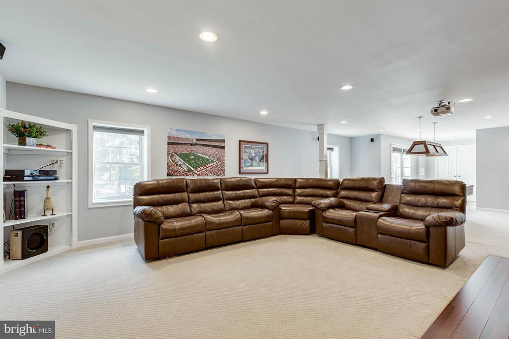Walkout Level Basement - 22752 PORTICO PL, ASHBURN