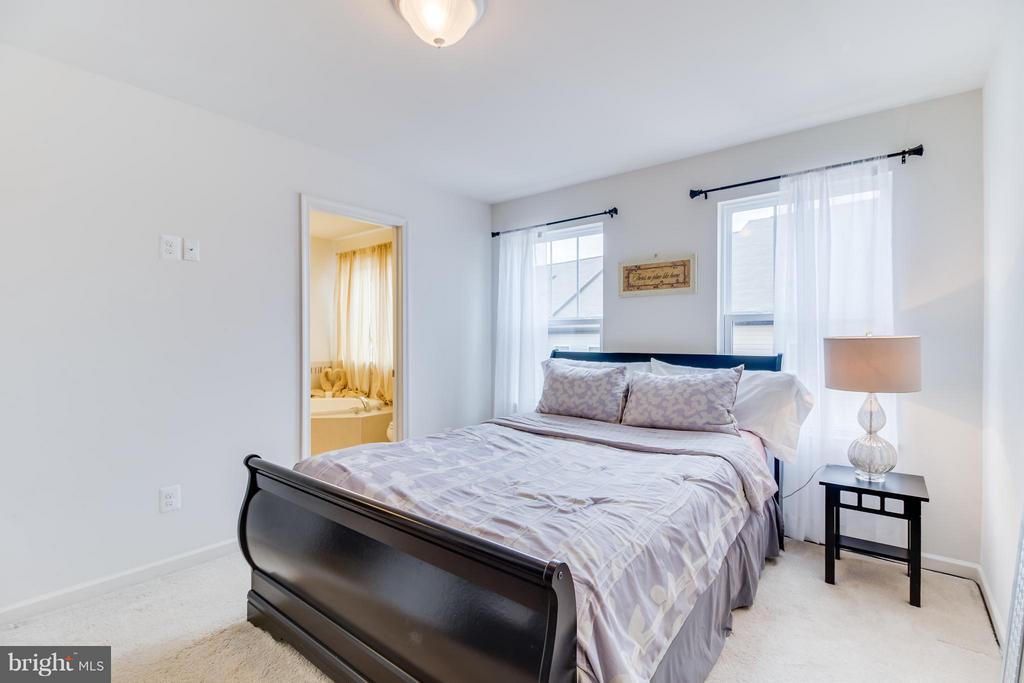 Master Bedroom - 107 FOUNDRY LN, STAFFORD