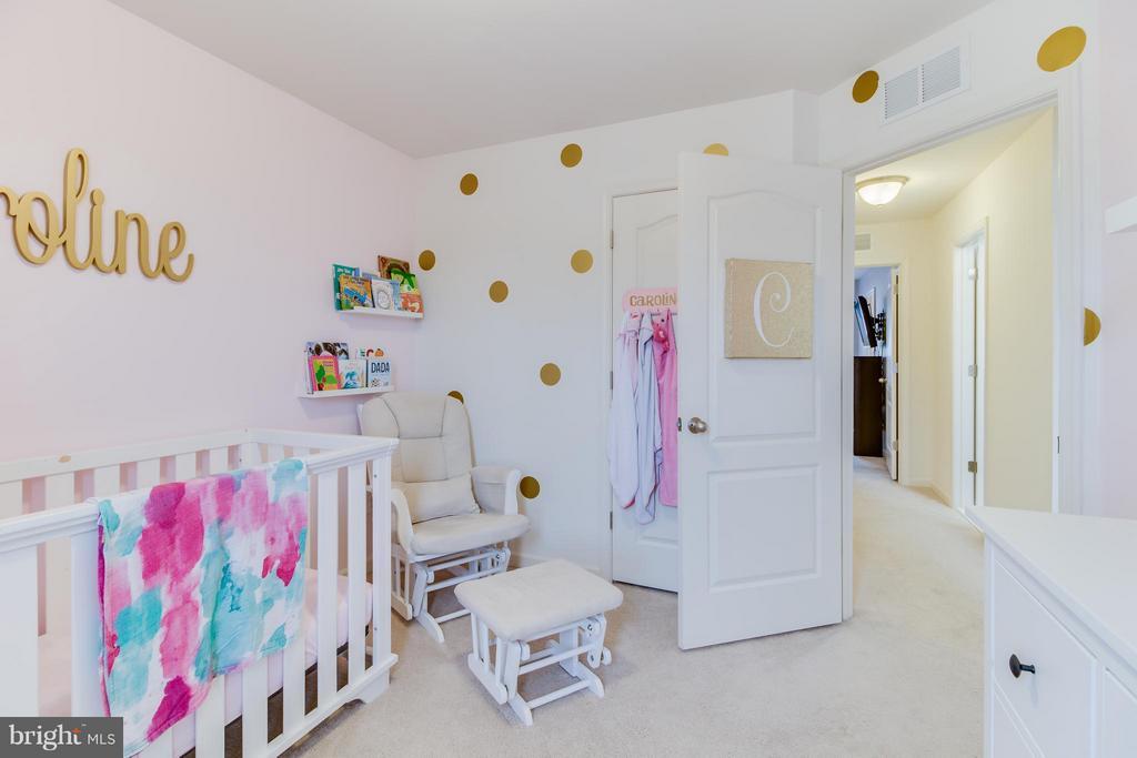 Bedroom Two - 103 DANDRIDGE CT, STAFFORD