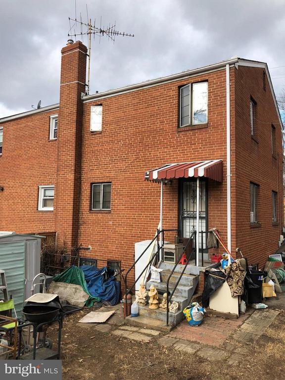 Exterior (Rear) - 2912 23RD ST S, ARLINGTON