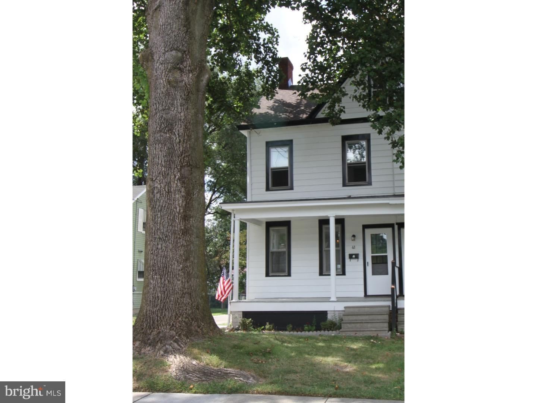 独户住宅 为 出租 在 41 PAXSON Avenue 汉密尔顿, 新泽西州 08690 美国在/周边: Hamilton Township