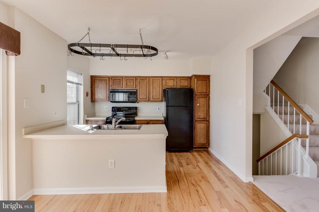 Kitchen - 15785 WIDEWATER DR, DUMFRIES