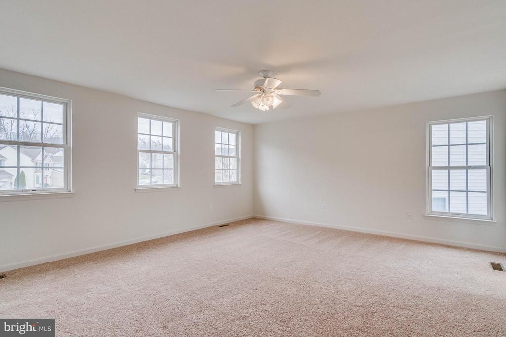 Bedroom (Master) - 3205 TULIP TREE PL, DUMFRIES