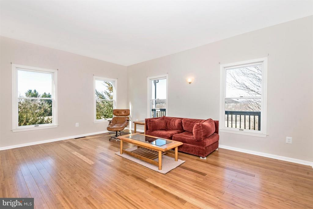 SPACIOUS Living Room with a SUNNY disposition! - 3406 FLINT HILL RD, ADAMSTOWN
