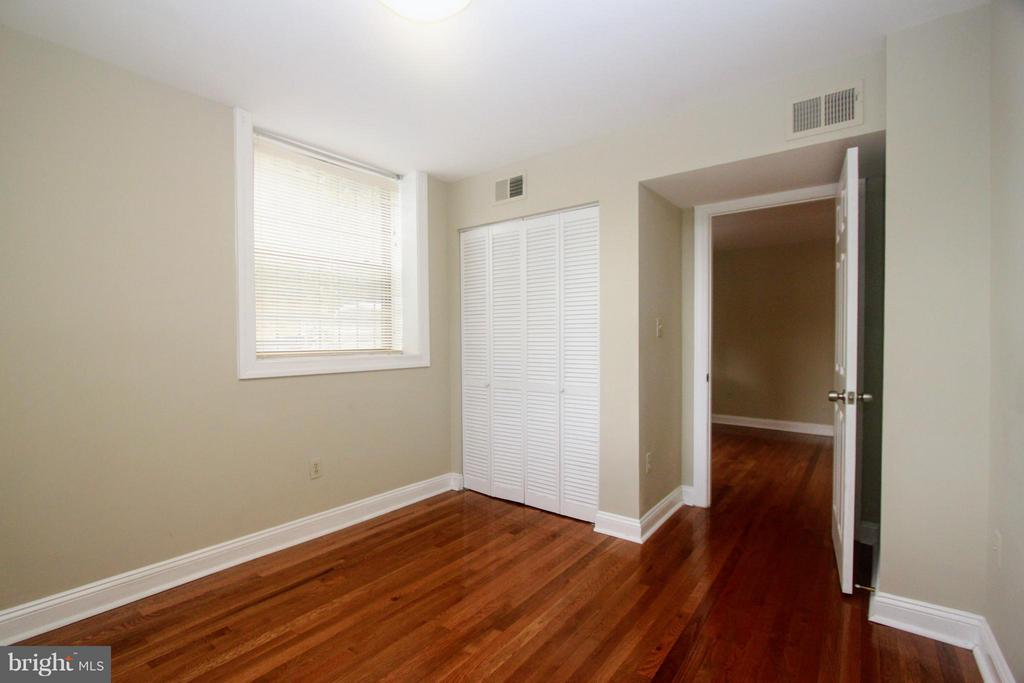 Bedroom - 2201 15TH ST NW #C04, WASHINGTON