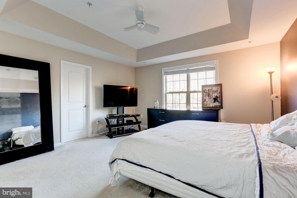 Bedroom (Master) - 15523 THISTLEBRIDGE CT, ROCKVILLE