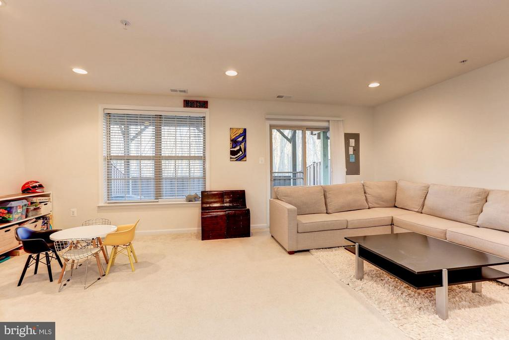 Basement - 15523 THISTLEBRIDGE CT, ROCKVILLE