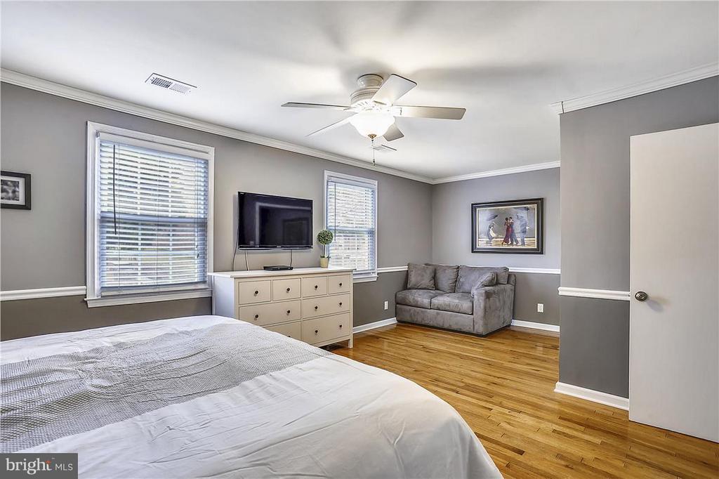 Bedroom (Master) - 5430 BROMYARD CT, BURKE