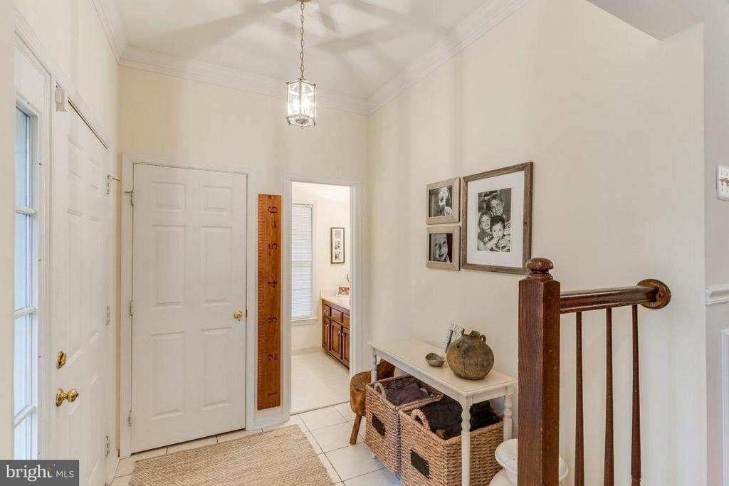 Foyer - 11745 GREAT OWL CIR, RESTON