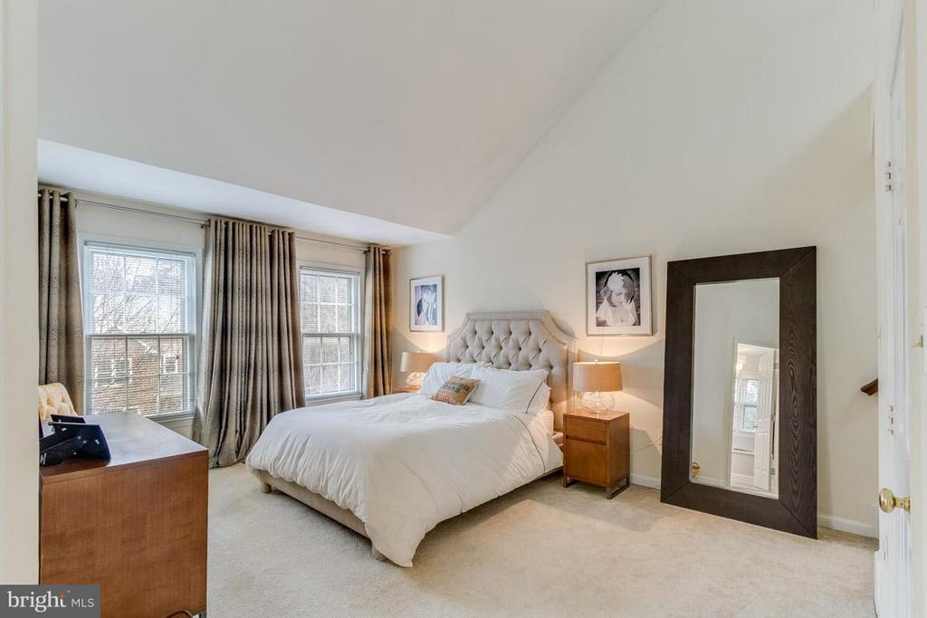 Bedroom (Master) - 11745 GREAT OWL CIR, RESTON