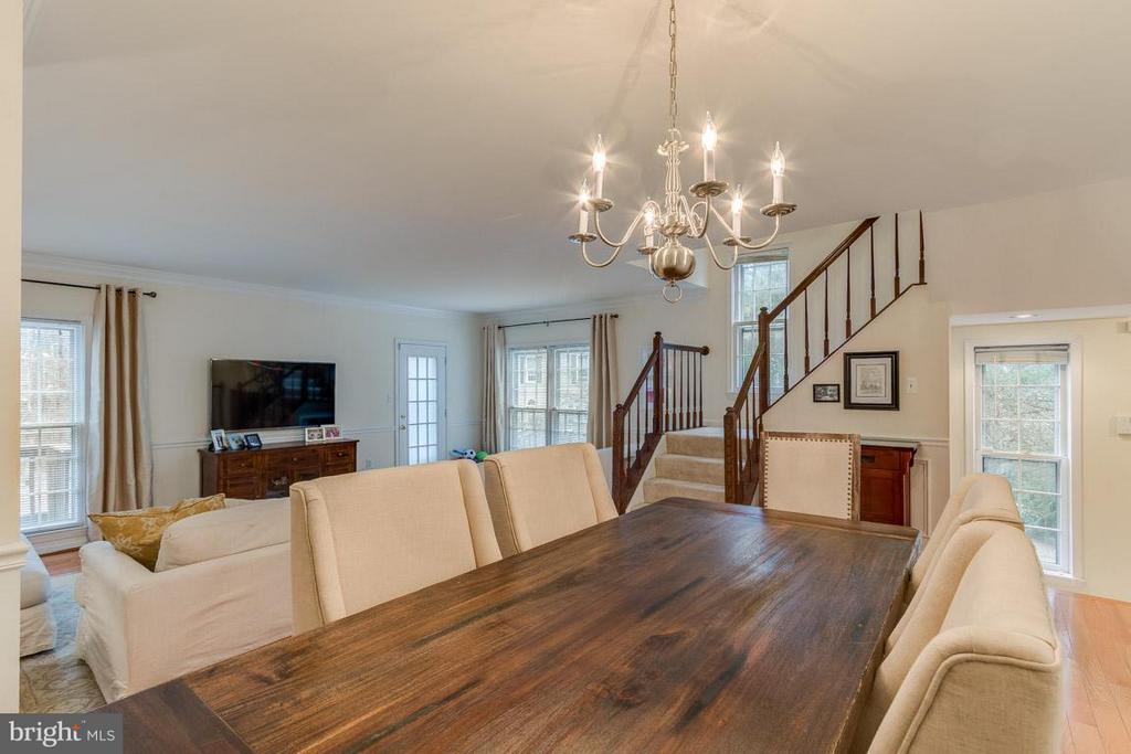 Dining Room - 11745 GREAT OWL CIR, RESTON
