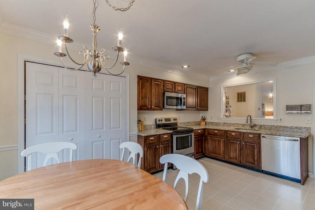 Kitchen - 11745 GREAT OWL CIR, RESTON