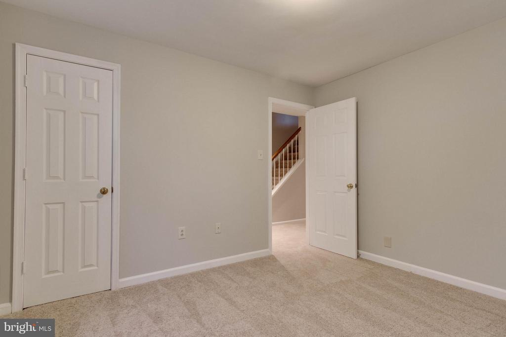 Basement 4th Bedroom - 11755 CRITTON CIR, WOODBRIDGE