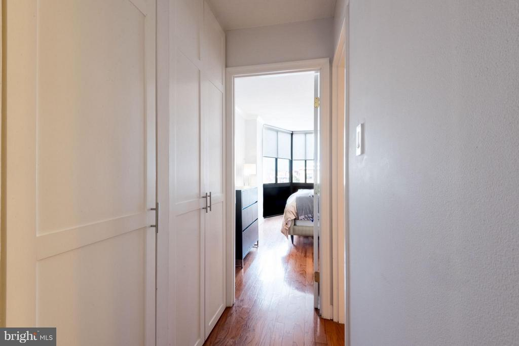 Bedroom (Master) - 1718 P ST NW #806, WASHINGTON