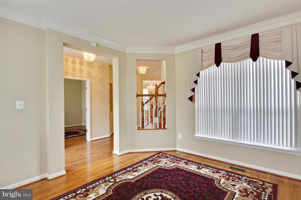 hard wood floors - 9336 SUMNER LAKE BLVD, MANASSAS