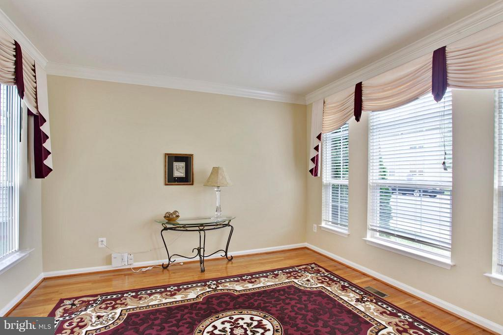Living Room - 9336 SUMNER LAKE BLVD, MANASSAS