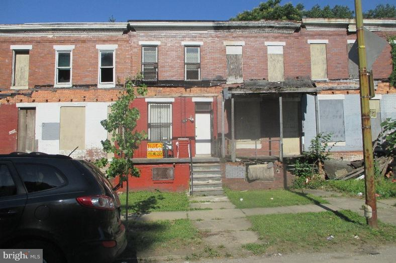 Single Family for Sale at 1716 Dukeland St Baltimore, Maryland 21216 United States