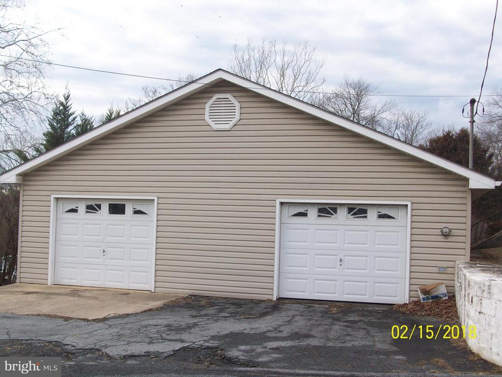 Exterior (Front) - 4732 MUSSETTER RD, IJAMSVILLE