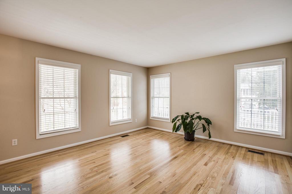 Living Room - 9134 LEGHORN PL, FAIRFAX
