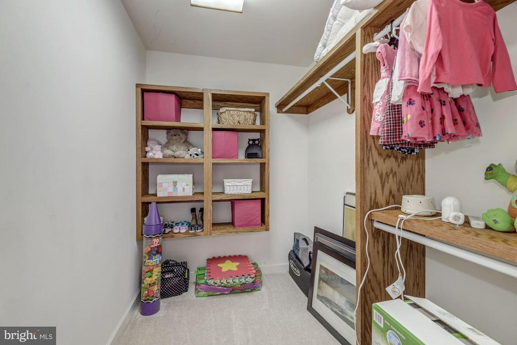 Additional Bedrooms Also Feature Large Closets - 7313 PINE DR, ANNANDALE