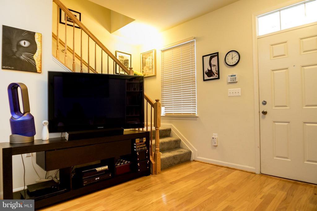 Living Room - 1407 SHIPPEN LN SE, WASHINGTON