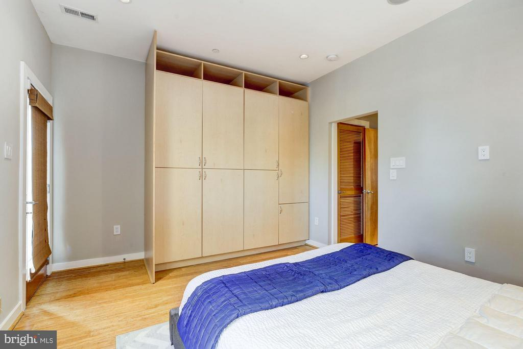 Bedroom (3 of 3) - 2031 13TH ST NW #2, WASHINGTON