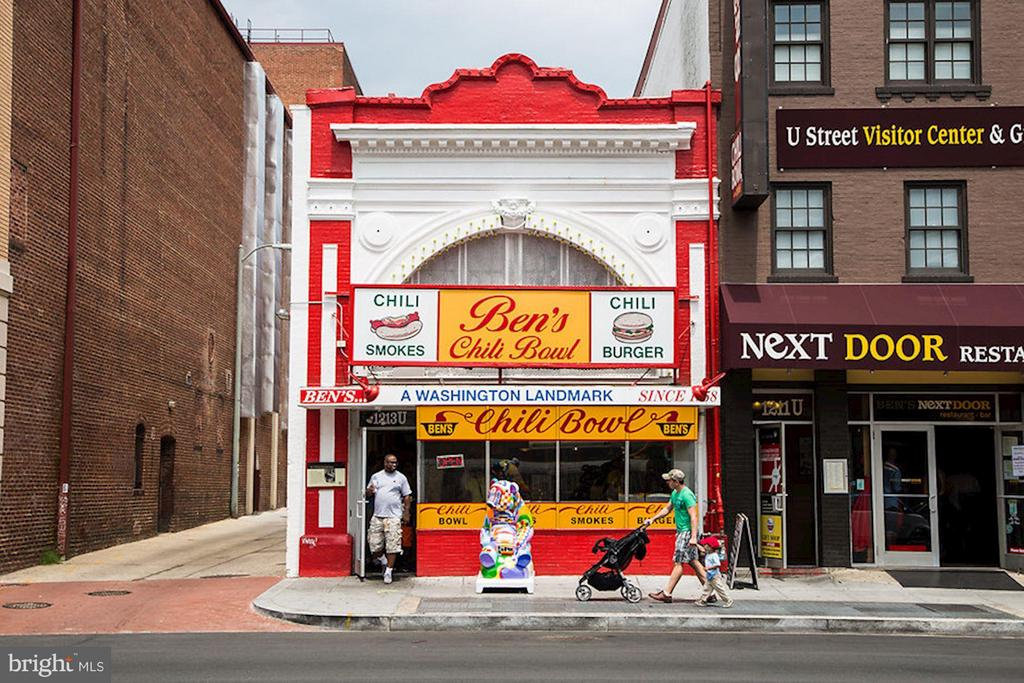 Community Ben's Chili Bowl - 2031 13TH ST NW #2, WASHINGTON