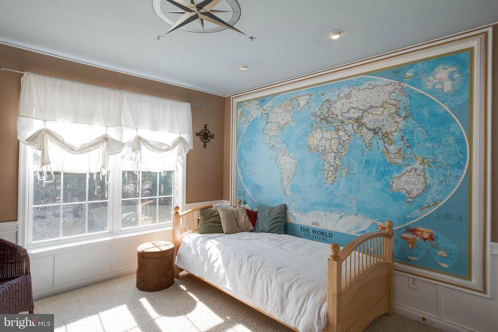 Bedroom 3 Jack N Jill - 43723 WOODVILLE CT, CHANTILLY