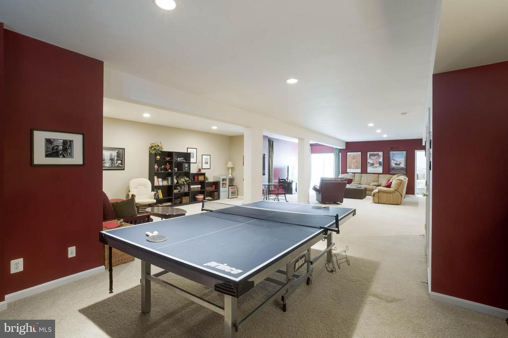 Basement - 43723 WOODVILLE CT, CHANTILLY