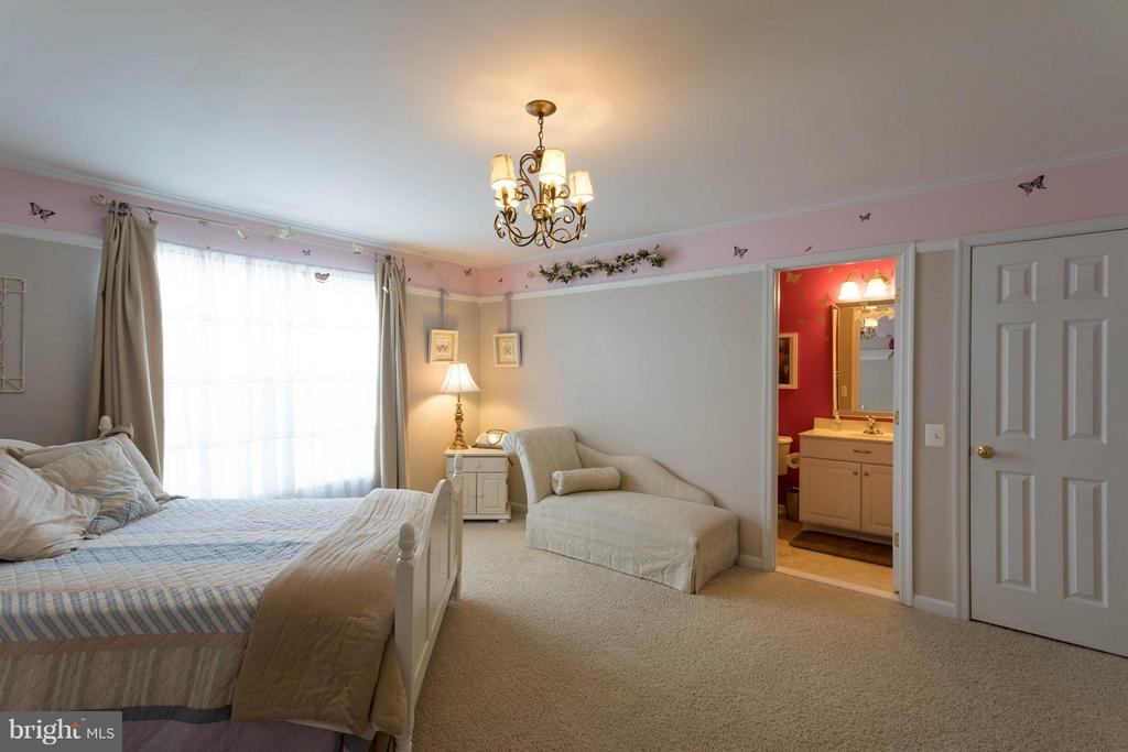 Princess Suite with Full Bath - 43723 WOODVILLE CT, CHANTILLY