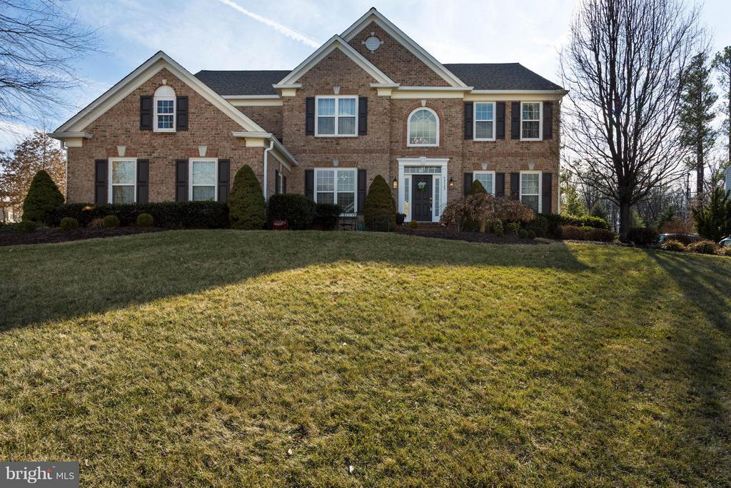 Exterior (Front) - 43723 WOODVILLE CT, CHANTILLY