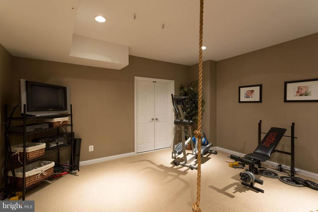 Exercise Room - 43723 WOODVILLE CT, CHANTILLY