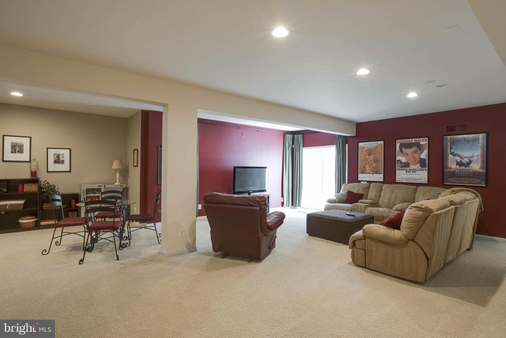 Theatre Area - 43723 WOODVILLE CT, CHANTILLY