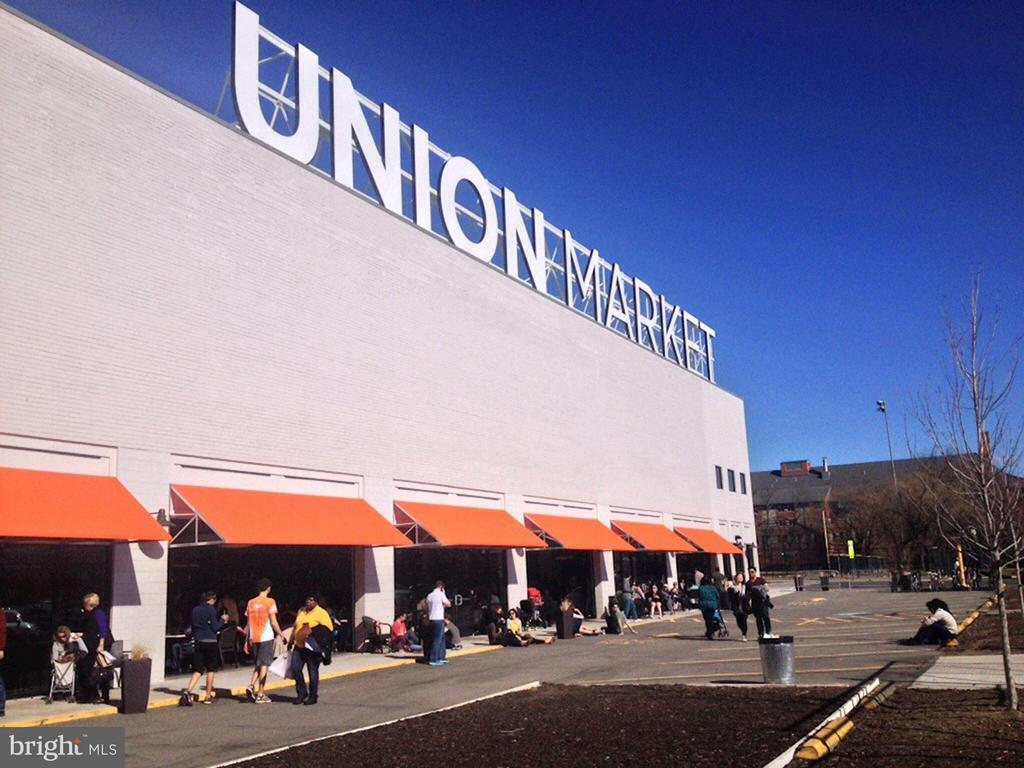 Nearby Union Market - 72 O ST NW, WASHINGTON