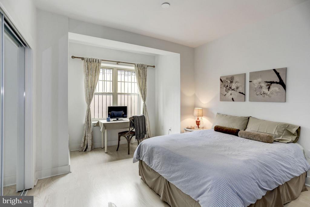Bedroom - 3606 ROCK CREEK CHURCH RD NW #101, WASHINGTON