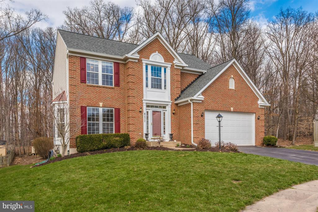 Welcome home to Saddlebrook Lane! - 6472 SADDLEBROOK LN, FREDERICK