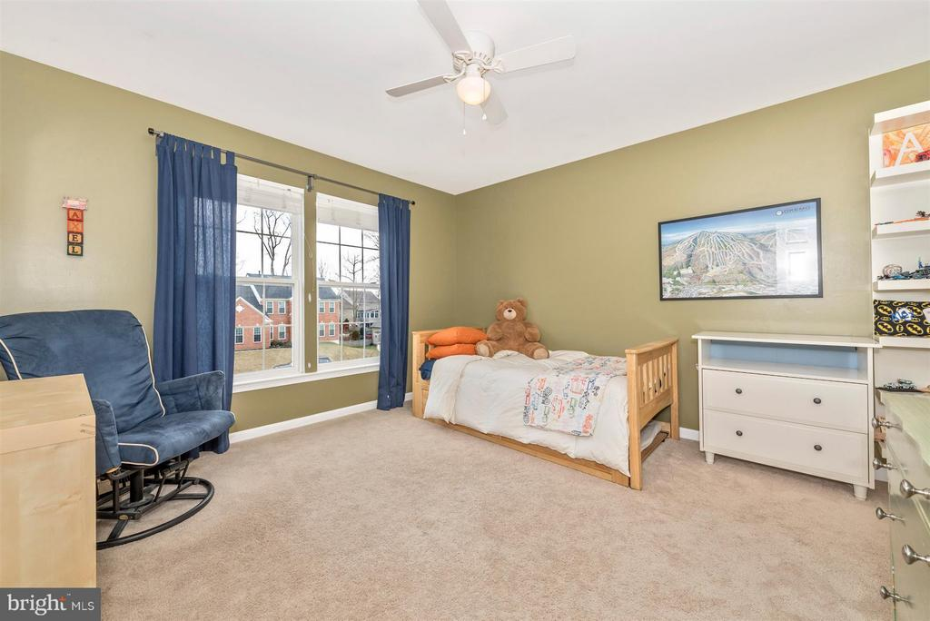 Bedroom - 6472 SADDLEBROOK LN, FREDERICK