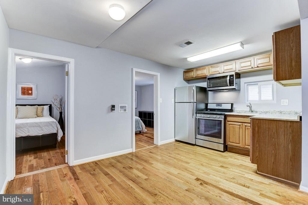 Kitchen - 1112 50TH ST NE, WASHINGTON